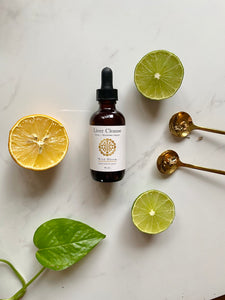 Wild Bloom Botanicals ~ Liver Cleanse