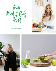 Glow Mind & Body Reset ~ January 2020 Exclusive