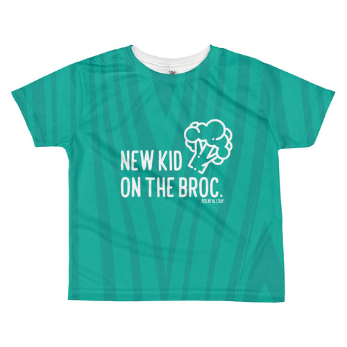 New Kid on the Broc - Kids Size - All-over T-shirt