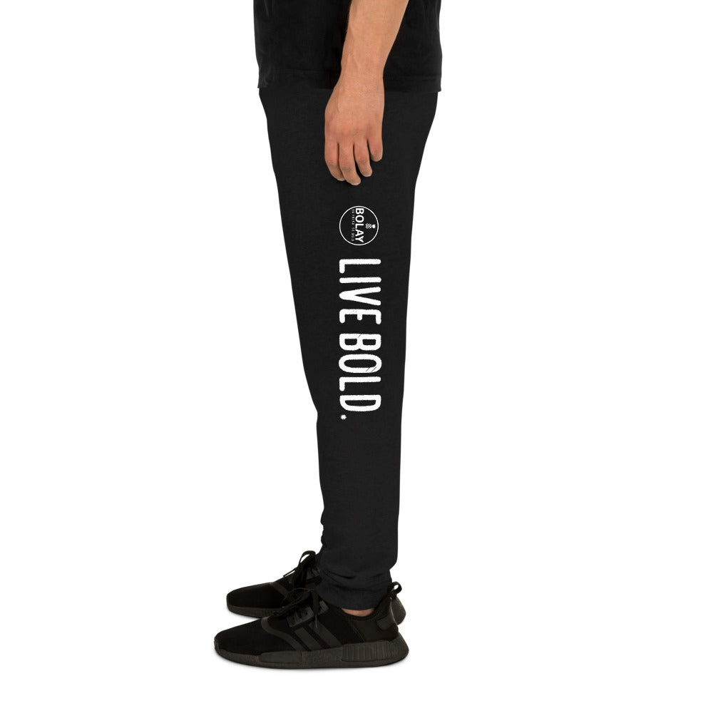 LIVE BOLD Joggers