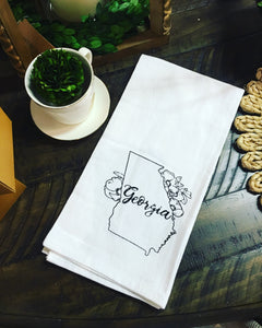 Georgia Hand Towel