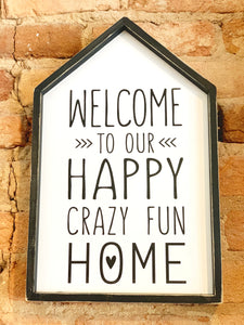 Welcome to Our Happy Home