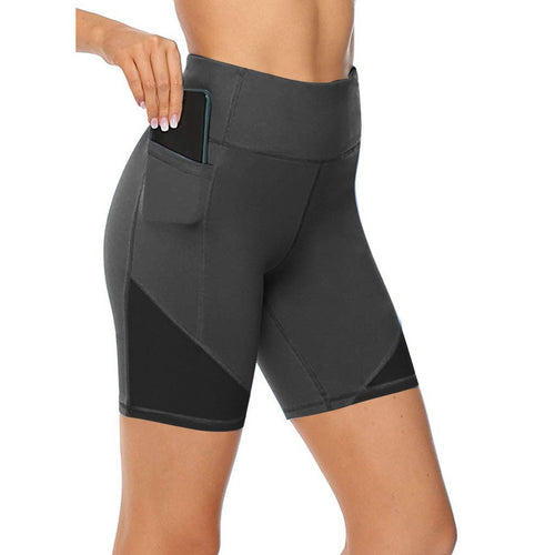 2020 Women Leggings High Waist Short Abdomen Control Training Running Fitness Legging Pants штаны