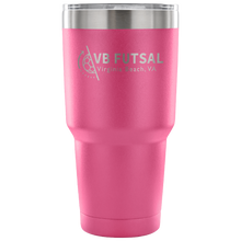 Load image into Gallery viewer, VB Futsal Stainless Steel 30oz Tumbler