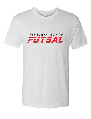 Futsal Speed Short Sleeve T-Shirt / White