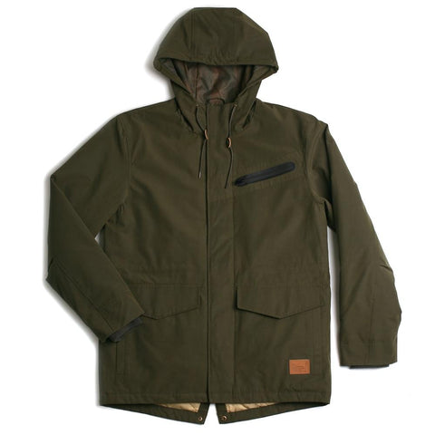Campera Parka Fleetwood - bajamarsurfshop
