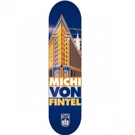 Trap City Series Michi Von Fintel 8.0'' - bajamarsurfshop
