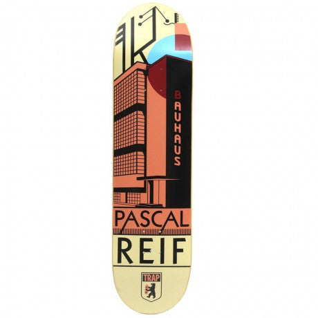 Trap City Series Pascal Reif 8.25''