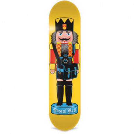 Trap Nutcracker Pascal Reif 8.5''