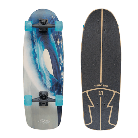 Surf Skate Wave Round - bajamarsurfshop