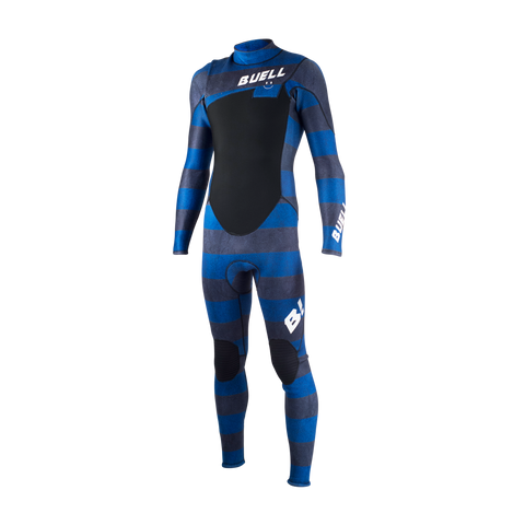 Traje Buell Attack Mode Pro 4/3 - bajamarsurfshop