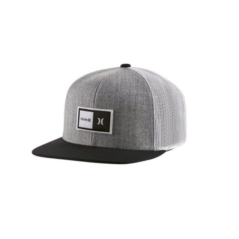 Gorro Hurley Natural - Gris