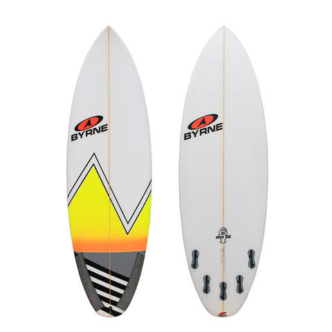 Byrne Boiled Egg 5'8'' - bajamarsurfshop