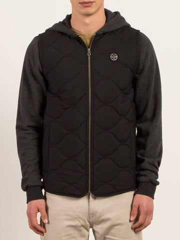 Campera Puffer - bajamarsurfshop