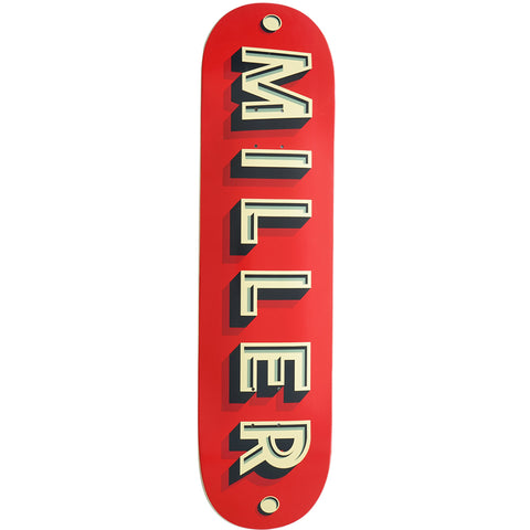 Miller Division - Coorporate 8.5''
