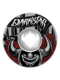 Dark Star Knight Roses 52 mm - bajamarsurfshop