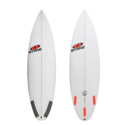 Byrne Feisty Goat 5'9'' - bajamarsurfshop