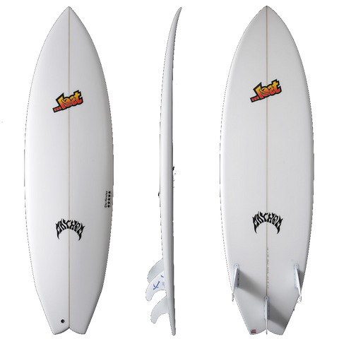 Lost Grocket 5'10 - bajamarsurfshop
