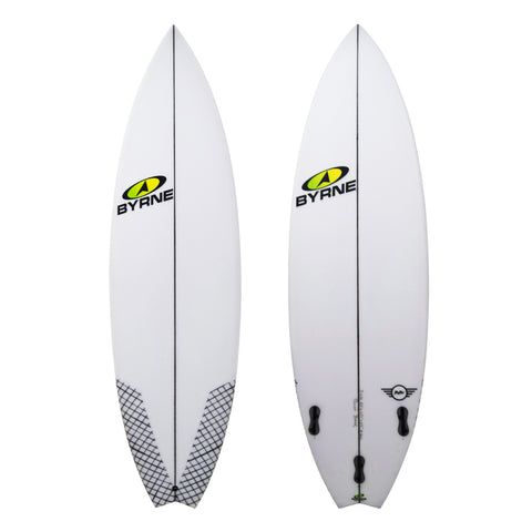 Byrne MM Mini 5'8'' - bajamarsurfshop
