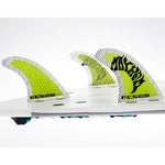 Quillas FCS GMB-5 MAYHEM PC - bajamarsurfshop
