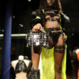 WBC shoulder handbag - PFW design