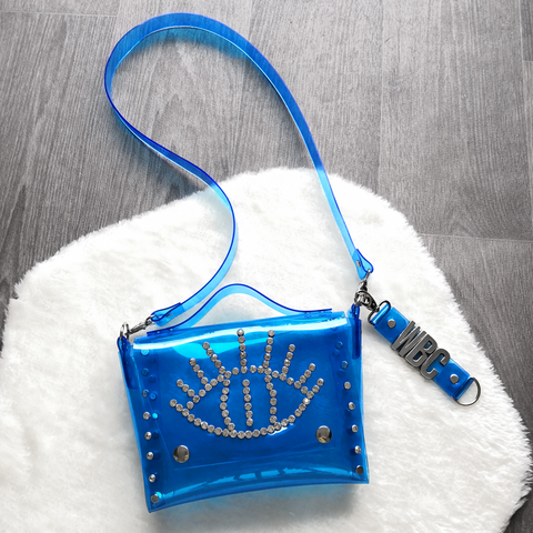 Blue Eye Handbag