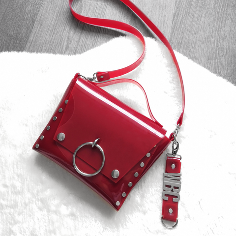Red Ring Handbag