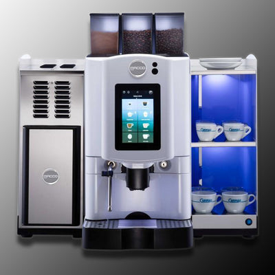 MX Bean to Cup Coffee Machine