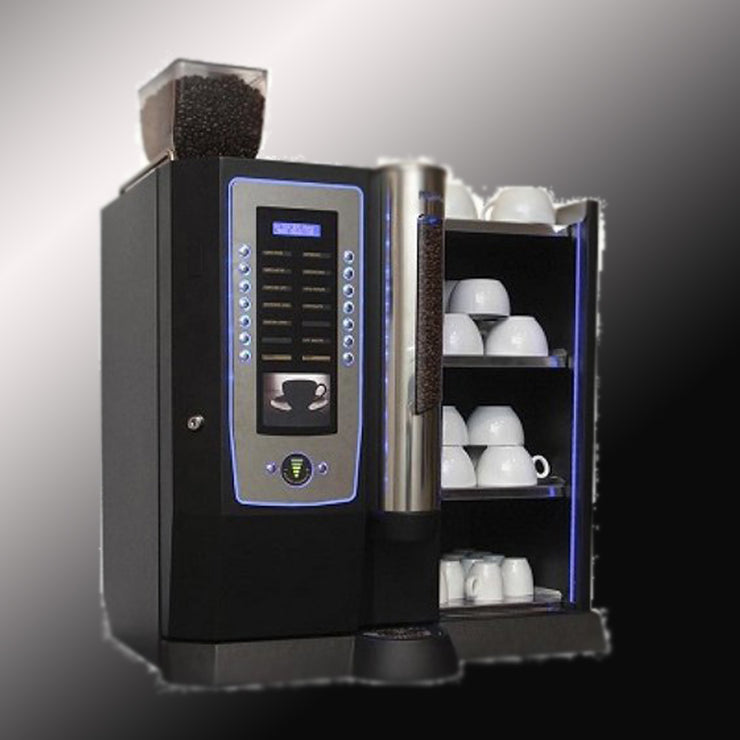 Roma Bean to Cup Coffee Machine