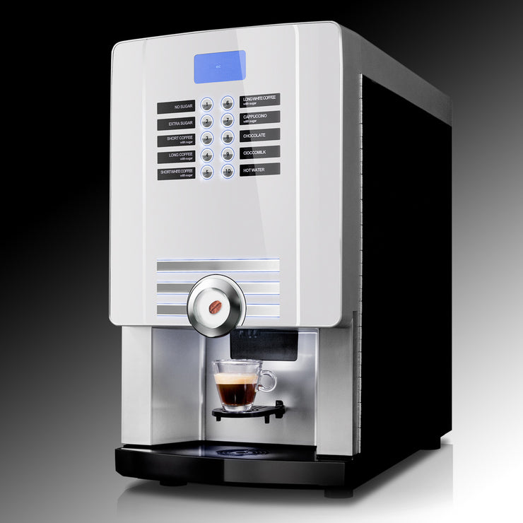Rheavendors eC Bean to Cup Commercial Coffee Machine