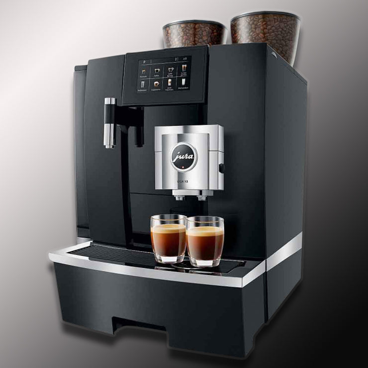 Jura GIGA X8 Gen II – Bean to Cup Commercial Coffee Machine