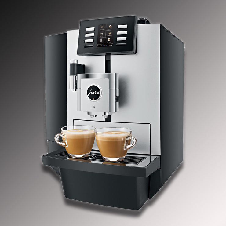 Jura JX8 Bean to Cup Coffee Machine
