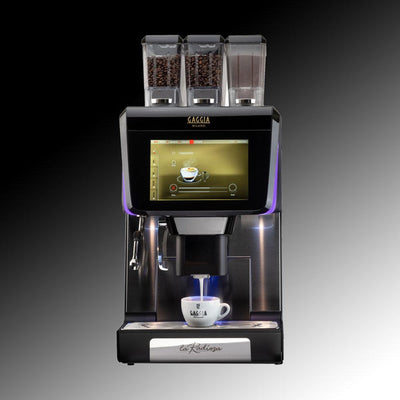 Gaggia La Radiosa Commercial Bean To Cup Coffee Machine front view