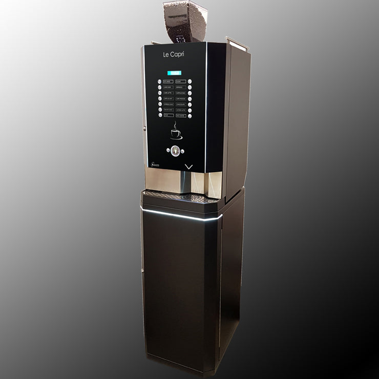 Le Capri Espresso Bean to Cup Coffee Machine