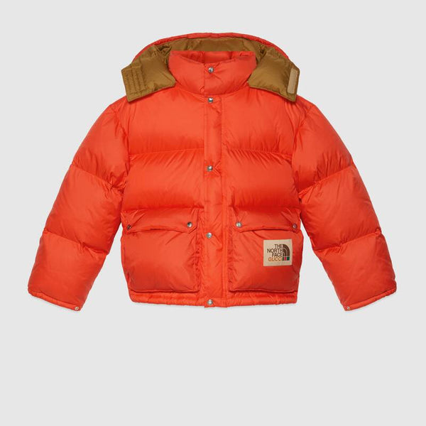 GUCCI & THE NORTH FACE