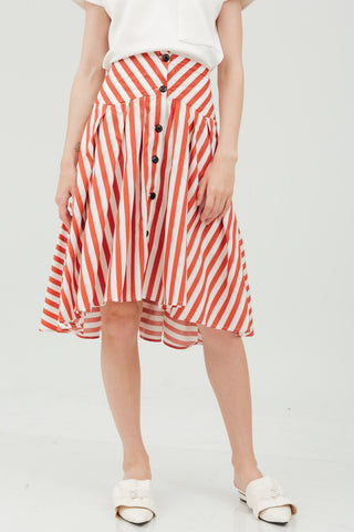 LINI PLEATED SKIRT