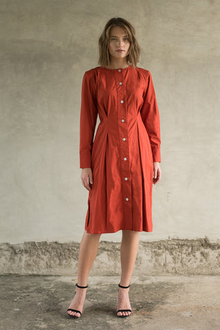TILLA FLARE DRESS
