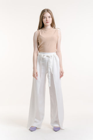 RUFFLE LAYER PANTS
