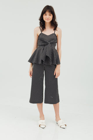 GLEN TAILORED JUMPSUIT