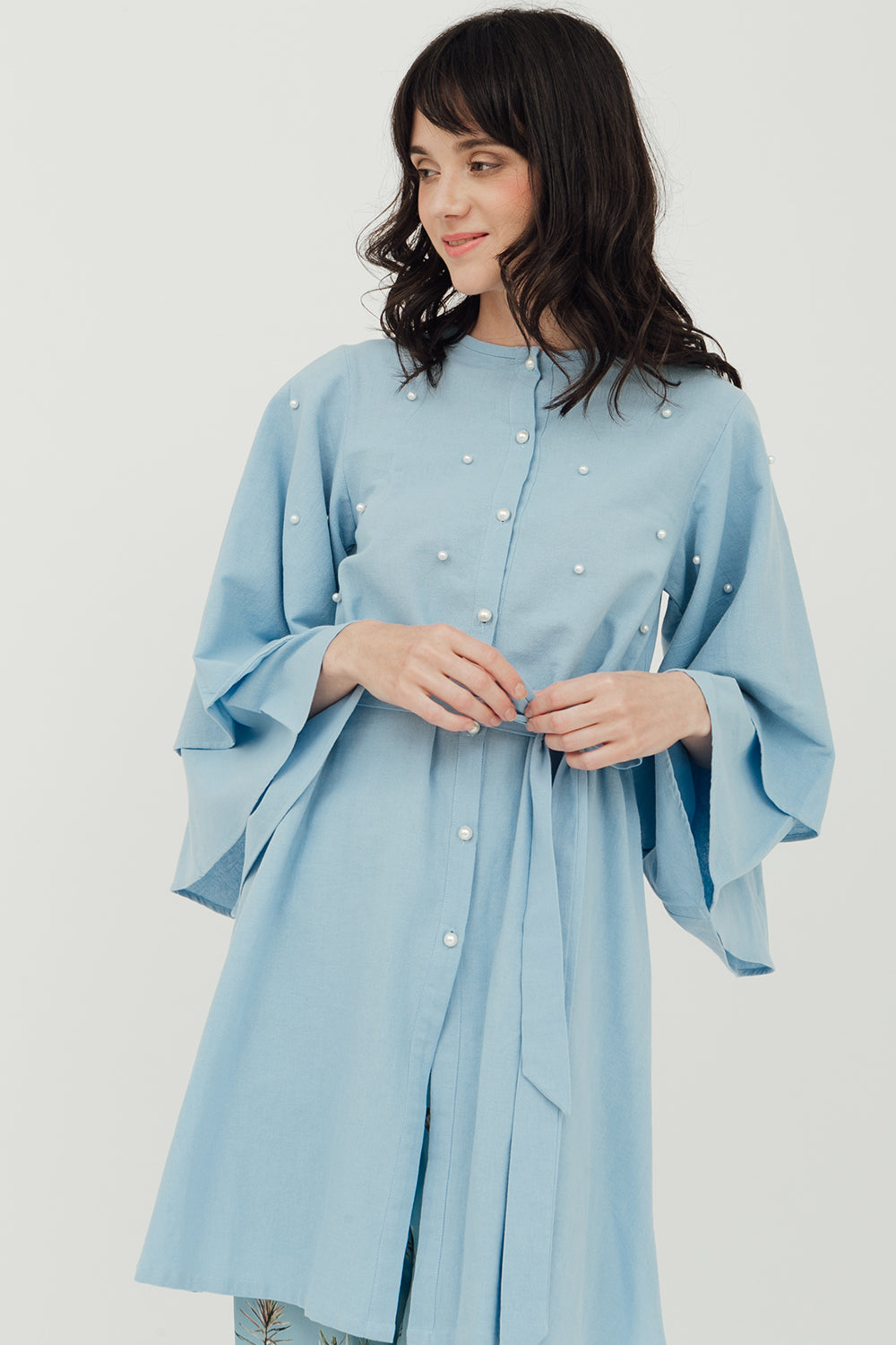 DOUBLE SLEEVE OUTER