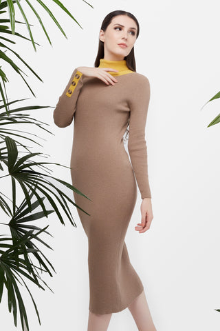 DASHA MIDI DRESS