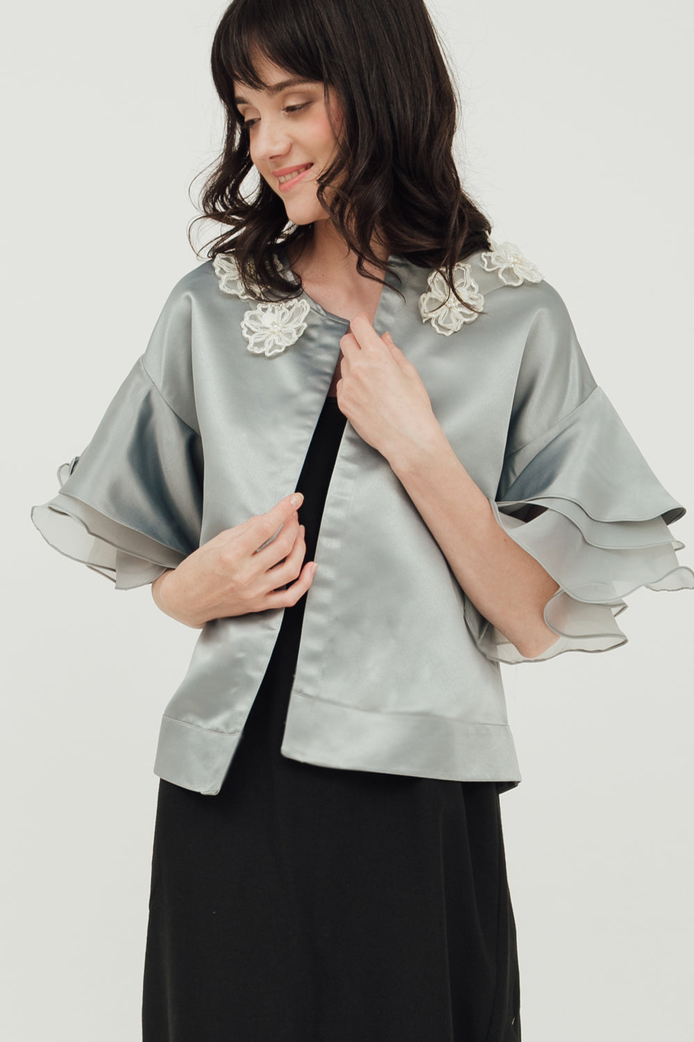 LANA DOUBLE SLEEVE OUTER