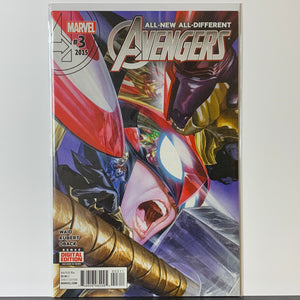 All-New, All-Different Avengers (2015) #3A (NM)