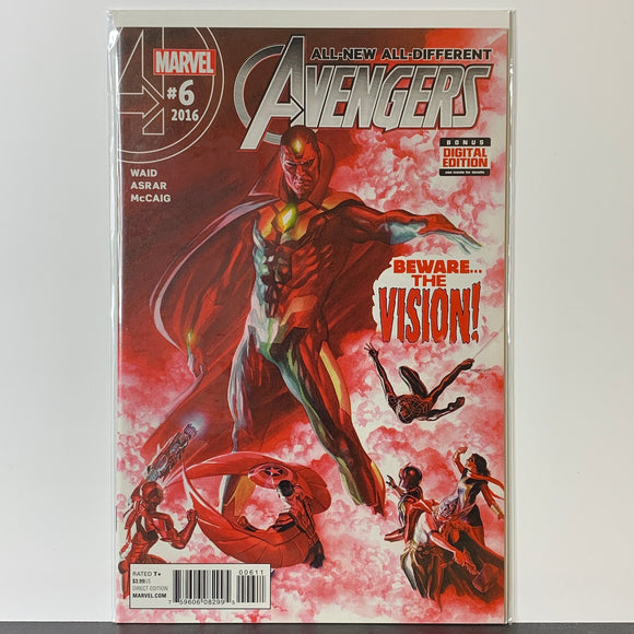 All-New, All-Different Avengers (2015) #6A (NM)