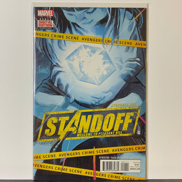 Avengers Standoff: Welcome to Pleasant Hill (2016) #1A (NM)