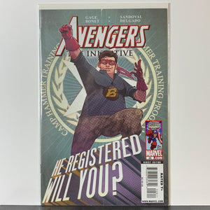 Avengers: The Initiative (2007) #28 (NM)