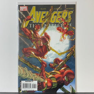Avengers: The Initiative (2007) #7 (VF)