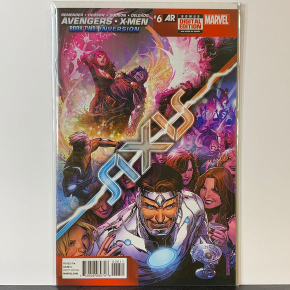 Avengers & X-Men: Axis (2014) #6A (NM)