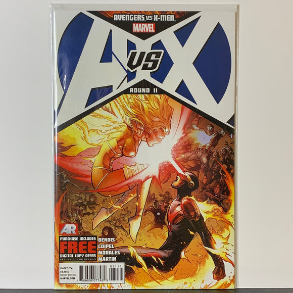 Avengers vs. X-Men (2012) #11A (NM)