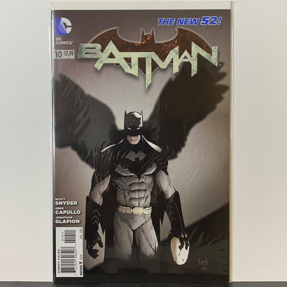 Batman (2011) #10A (NM)